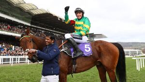Barry Geraghty's best five rides