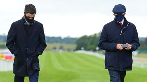 Aidan and Donnacha O'Brien banned from race meetings for two weeks