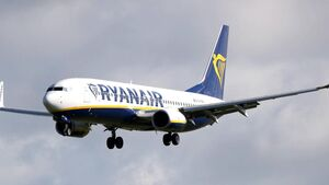 Ryanair flight to Dublin diverted over bombscare