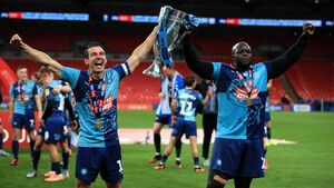 Jurgen Klopp sends video to Adebayo Akinfenwa after Wycombe reach Championship