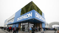 Decathlon sports giant tries Cork's Mahon Point Debenham store for size