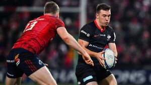 New Munster signing Matt Gallagher: Running out at Thomond Park was 'a dream come true'