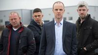 Garda Commissioner tunes in to 'Love/Hate'