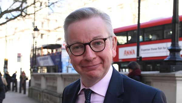 "Tory Cabinet Minister Michael Gove promised to work with the devolved administrations ""on a new structure for how we can cooperate better and share ideas""."