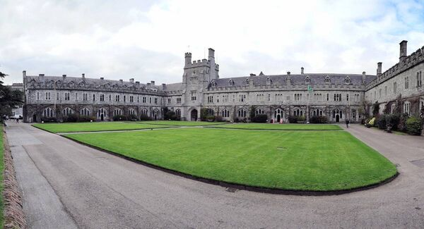 Prof O'Shea said he was particularly pleased with how well UCC responded to the Covid-19 pandemic, almost overnight transferring its operations online while also supporting the frontline response to the crisis. Picture: File photo