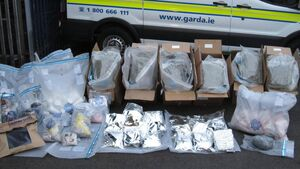 Man arrested in connection                     with €2.5m drug seizure in Dublin