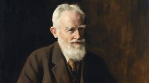 How George Bernard Shaw bought art masterpieces for Ireland from beyond the grave