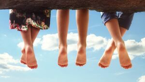 Learner Dad: 'When you're a child in Ireland, summer is all about having your feet out'