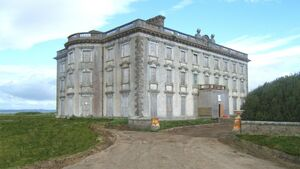 Loftus Hall, claimed as Ireland's most haunted house, up for sale
