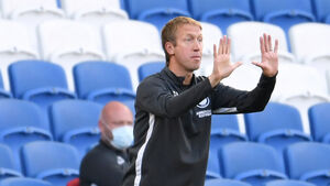 Graham Potter delighted to secure 'important' survival for Brighton