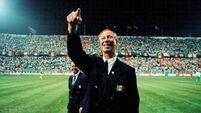 Former Republic of Ireland manager Jack Charlton 1935 - 2020