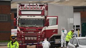 Lorry driver extradited to UK to face Essex container deaths charges