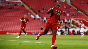 Ian Rush champions Sadio Mane as Liverpool's player of the year