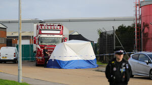 Lorry driver remanded over container deaths of 39 Vietnamese migrants in Essex