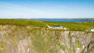 Clifftop home is well above par for the course on the Old Head of Kinsale