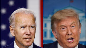 Donald Trump, 74, makes dementia a campaign issue in duel with Joe Biden, 77