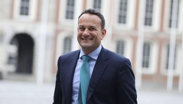 Tánaiste Leo Varadkar said the government is giving people honest advice. Picture: Leah Farrell/RollingNews.ie