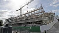 1.6m people in Ireland engaged in construction and finance sectors