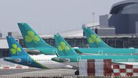 File Photo Aer Lingus has announced this evening that they are seeking 500 redundancies at the airline. End