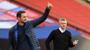 Unflappable Solskjaer sets the right tone ahead of pivotal Leicester trip