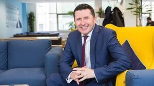 Shape I'm In: Communications consultant and broadcaster Jonathan Healy