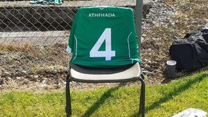 Aghada pay tribute to Kieran O'Connor by retiring No.4 jersey
