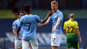 Kevin De Bruyne equals assist record as David Silva says Premier League goodbye