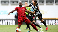 Newcastle United v Liverpool - Premier League - St James' Park