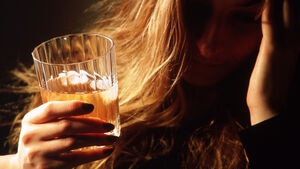 Alcohol abusers drink week's allowance in one day