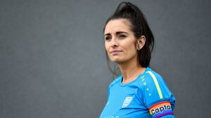 Frontline worker Catherine Cronin craving football's return after Covid battle