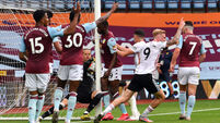 Aston Villa v Sheffield United - Premier League - Villa Park
