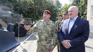 Belarus president tests positive after previously dismissing coronavirus