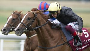 Stradivarius makes history with fourth Goodwood Cup success