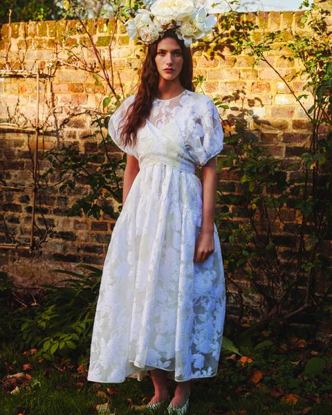 Une robe Cecilie Bahnsen sur MATCHESFASHION.com