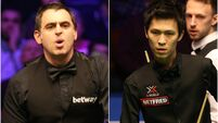 Ronnie O'Sullivan faces fast and furious start to World Snooker Championship bid