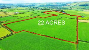 22 acres of high-quality grassland near Clonakilty