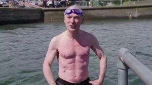 Richard Bruton 'amazed' by the reaction to his toned abs