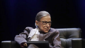 Supreme Court Justice Ginsburg receives treatment in New York hospital