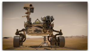 Nasa set to return to Mars as it prepares to launch car-sized rover