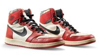 Walking on Air: Your chance to own Michael Jordan's sneakers