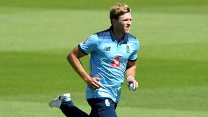 Cricket: David Willey inspires England to victory against Ireland