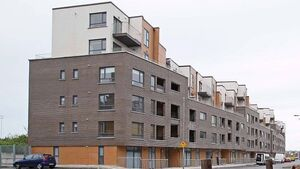 Priory Hall residents 'more than happy' with plans