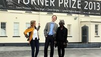 Turner Prize exhibition features huge naked humanoid in Derry
