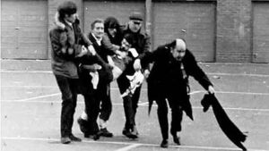 Bloody Sunday soldiers 'could face arrest' - report