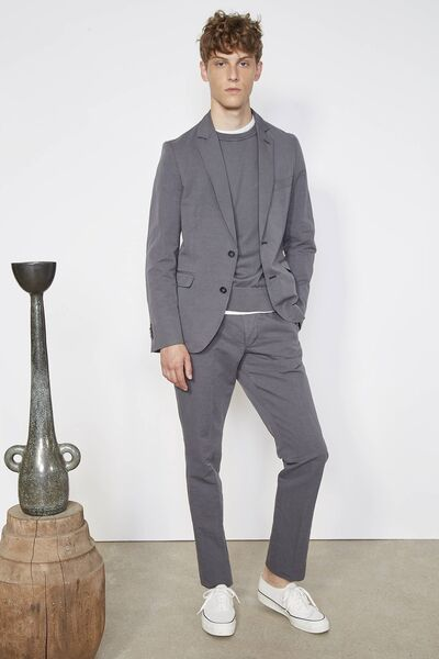 Zoom-friendly dressing - Officine Generale spring_summer 2021
