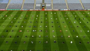 Eid prayers at Croke Park 'symbol of religious unity during pandemic'