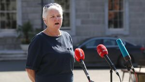 Bríd Smith defends opposition role in Dáil speaking rights row