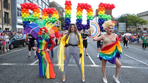 Belfast Pride parade goes online for virtual celebrations
