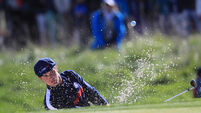 42nd Ryder Cup - Day Two - Le Golf National