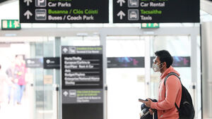 One in three passengers arriving at Dublin Airport from UK